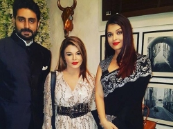 Aishwarya Rai Bachchan Spotted Hanging Out With Rakhi Sawant Mac Party See Their Picture