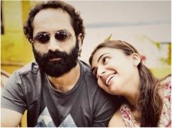Fahadh Faasil Nazriya Nazim Come Together On Screen