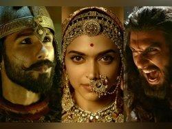 Padmaavat Friday 2 Days Box Office Collection Deepika Padukone