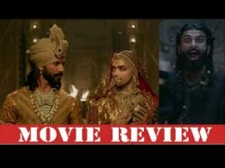 Padmaavat Movie Review Plot And Rating