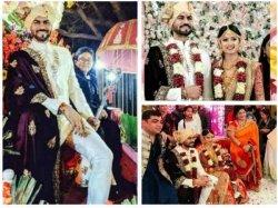 Gaurav Chopra Reveals Why Wedding Was Private Affair Know More About Hitisha Gaurav Wedding Pics