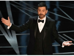 Oscars 2018 Live Jimmy Kimmel Roasts Donald Trump