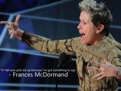 Oscar Awards 2018 Best Speeches Quotes Jokes
