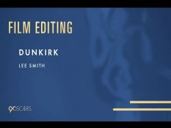 Dunkirk Wins 2018 Oscar For Best Editing