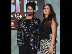 Strange Love Mira Rajput Once Threw Shahid Kapoor Out Of Their House