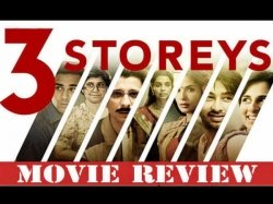 3 Storeys Review Rating Plot
