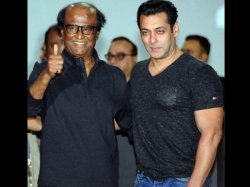 Unlike Aamir Khan Salman Khan Is Not Scared Of Rajinikanth All You Need To Know About Their Clash