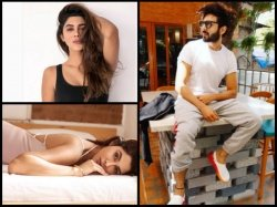 Kartik Aaryan Is Dating Dimple Sharma See His Pictures With Girlfriend