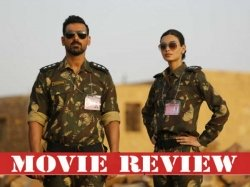 Parmanu Review Rating Plot