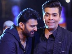 Prabhas Breaks Silence On His Fight With Karan Johar Reveals What Exactly Happened