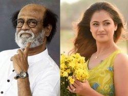 Simran May Star Opposite Rajinikanth His Film With Karthik Subbaraj