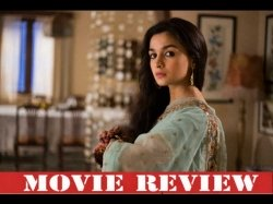 Raazi Review Rating Plot