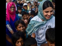 They Desperately Need Our Help Priyanka On Meeting Rohingya Refugee Kids