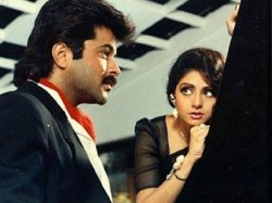 When Sridevi Stardom Hurt Anil Kapoor S Male Ego He Ended Up Rejecting Two Blockbuster Films