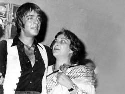 Nargis Dutt Real Last Tape Video Clip For Sanjay Dutt How It Changed His Life Old Interview