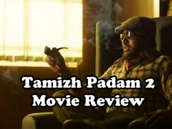Tamizh Padam 2 Review If Spoofing Is An Art Cs Amudhan Team Are Masters In It