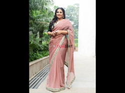 Vidya Balan About The Ntr Biopic It Has Been Really Nice Experience