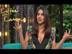 Koffee With Karan Seaosn 6 Will Priyanka Chopra Grace The Show Before Or After Marrying Nick Jonas