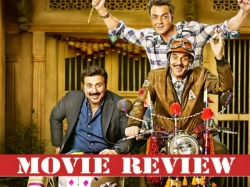 Yamla Pagla Deewana Phir Se Review And Rating Sunny Deol Bobby Deol Dharmendra