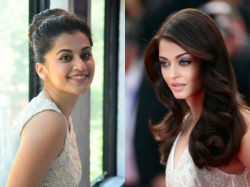 Aishwarya Rai Gets Replaced By Taapsee Pannu In Her Next