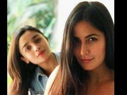 Katrina Kaif Ranbir Kapoor Alia Bhatt Have An Awkward Encounter At Priyanka Chopra Wedding