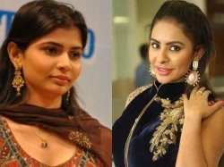 Sri Reddy S Comments About Chinmayi Metoo Are Quite Hard Hitting