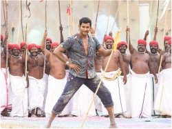 Sandakozhi 2 Review Rating The Vishal Starrer Qualifies As Decent Entertainer