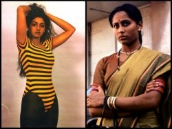Smita Patil On Sridevi Being Exploited Smita Patil Slammed Her For Doing Indecent Scenes