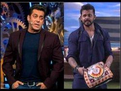 Weekend Ka Vaar Salman Slams Sreesanth Fans Say Salman Bigg Boss 12 Biased Support Sreesanth
