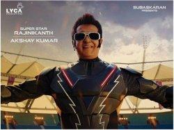 2 0 Box Office Collections Day 1 Telugu Grand Reception The Rajinikanth Starrer