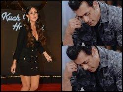 Kareena Kapoor Khan Says Salman Khan Is A Bad Actor Hams A Lot She Does Not Like Him