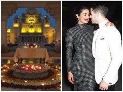 Inside Pictures Of Priyanka Chopra Nick Jonas Wedding Venue