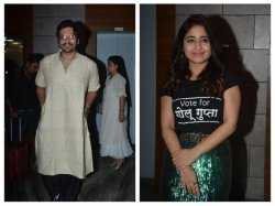 Mirzapur Cast Crew Attend The Success Bash Hosted By Ritesh Sidhwani Pics