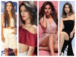 Nia Sharma Shivangi Joshi Hina Khan Surbhi Chandna Jennifer Others 50 Sexiest Asian Women 2018 List