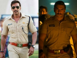 Ranveer Singh Upset With Ajay Devgn For Stealing The Thunder In Simmba Trailer