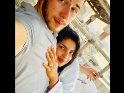 Priyanka Chopra Is In Martal Bliss Shares A Romantic Photo With Nick Jonas From Their Honeymoon