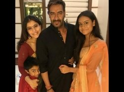 Kajol Says Ajay Devgn Is A Hysterical Parent He Needs Constant Updates On Kids Whereabouts