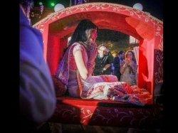 A Picture Priyanka Chopra Sitting Inside The Doli Goes Viral On Internet