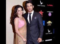 Sushant Singh Rajputs Ex Girlfriend Ankita Lokhande Confirms Dating Business Man Vicky Jain