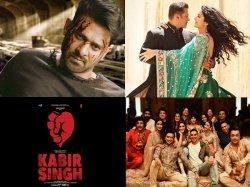 Upcoming Bollywood Films In 2019 Gully Boy Kabir Singh Bharat Saaho Housefull 4 Brahmastra