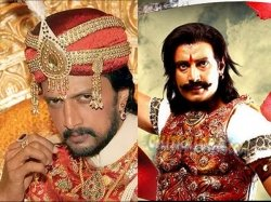 Sudeep Drops Out Of Madakari Nayaka I Do Not Want To Compete With Darshan Create Controversy