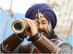 Mohanlal Pranav Mohanlal Arjun S Looks From Marakkar Arabikadalinte Simham Are Out