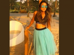 Ishq Mein Marjawan Nia Sharma Trolls The Trolls Like A Boss Share Goa Shoot Pics Haters Burn Die
