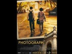 Photograph Teaser Poster Nawazuddin Siddiqui Sanya Malhotra Walk Together On A Lonely Street