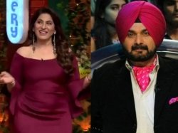 Tkss Amidst Rumours Navjot Singh Sidhu Sacked Channel Shares Promo Welcoming Archana Puran Singh