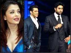 Abhishek Bachchan Supported Aishwarya Rai Ex Salman Khan Over Vivek Oberoi Controversial Conference