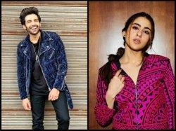 No Love Aaj Kal 2 Is Happening Sara Ali Khan Kartik Aaryan Kissing Video Was Marketing Gimmick
