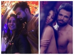 Asha Negi Surprising Reaction On Bf Rithvik Bold Scene With Kyra Dutt In Erotic Web Series
