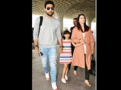 Trolls Target Aaradhya Bachchan Aishwarya Rai Bachchan For Disgusting Reasons Compared With Taimur