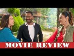De De Pyaar De Movie Review And Rating Ajay Devgn Tabu Rakul Preet Singh